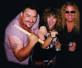 The Atomic Punks meet 5150 in Vegas for the VHML JAM